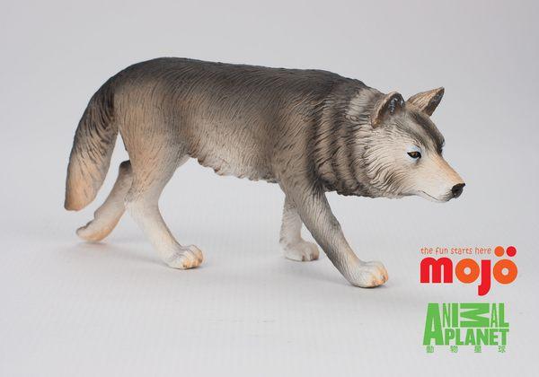 【MOJOFUN動物模型】大灰狼