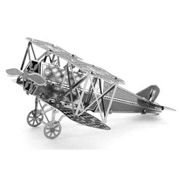 【Metallic nano puzzle 金屬拼圖】TMN-05 佛卡D-7戰機
