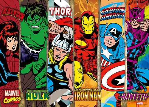 【P2 拼圖】經典漫畫拼圖 Marvel Comic 520 片  ( HPM0520-001 )