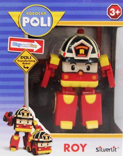 【POLI 變形車系列】迷你變形羅伊 RB83049