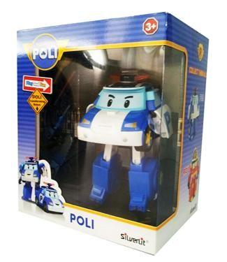 【POLI 變形車系列】LED變形波力 RB83094