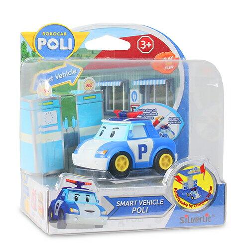 【POLI 變形車系列】波力電動車 (需另購充電站遊戲組充電)  RB83240