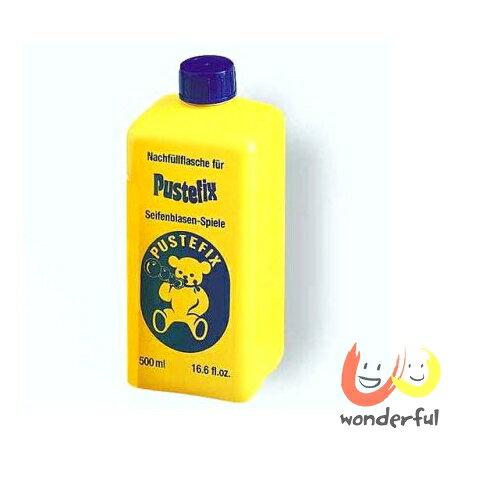 【Pustefix無毒泡泡】500ml中型補充液 (三入) BCPU0008
