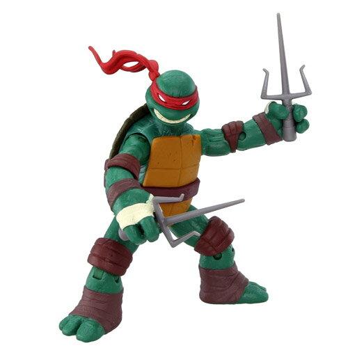 【忍者龜-卡通版】4 吋公仔 - 拉斐爾 Raphael