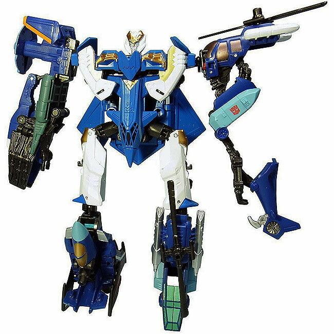 【TAKARA TOMY】變形金剛 UNITED - 噴射大師 領袖模式 EX-02