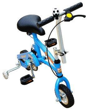 【MIT 精選童車】腳踏車系列 - 貝克漢休閒健力腳踏車