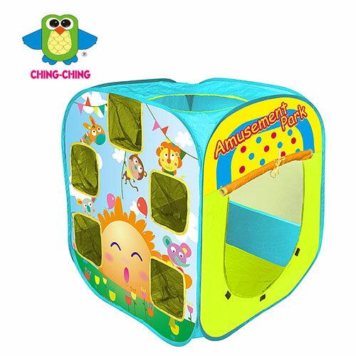 【親親Ching Ching】動物遊樂園帳篷球屋+100球 CBH-18