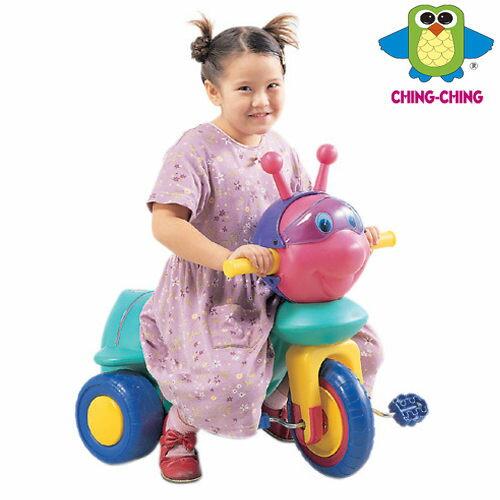 【親親Ching Ching】 童車系列 - 可愛蜜蜂三輪車(TR- 02)