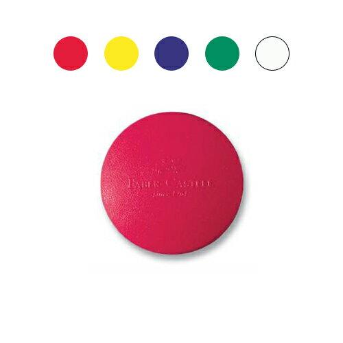 【Faber-Castell 輝柏繪畫系列】可愛貝貝橡皮擦-圓形(顏色隨機) 189022
