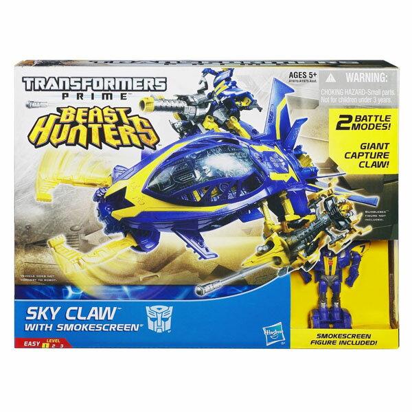 【孩之寶流行玩具】變形金剛領袖之證-交通工具組 SKY CLAW 戰艦 A1976