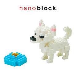 【Nanoblock 迷你積木】吉娃娃 NBC-121