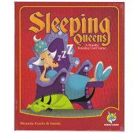 兒童節禮物Children's Day到【樂桌遊】沈睡皇后 Sleeping Queens(中文版)