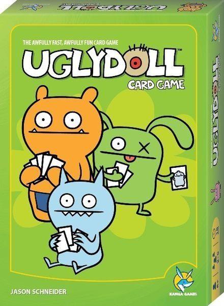 【樂桌遊】UGLYDOLL Card Game 醜娃娃 中文版