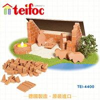 送小孩聖誕禮物推薦聖誕禮物益智遊戲到【德國teifoc】益智磚塊建築玩具-溫馨聖誕節慶 TEI4400就在幼吾幼兒童百貨商城推薦送小孩聖誕禮物