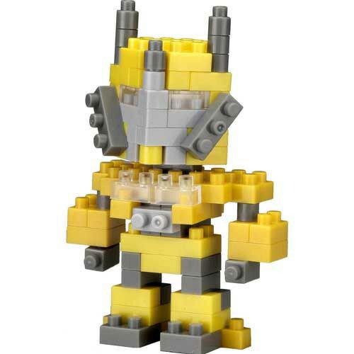 ~Tico微型積木~戰鬥機器人~黃 3008