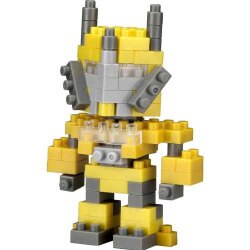 【Tico微型積木】戰鬥機器人-黃 3008
