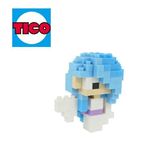 【Tico微型積木】Q-Monster-雪女 (6103)