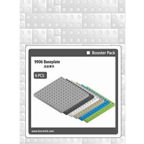 ~Tico微型積木~零件補充包 ~底板 9906