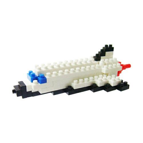 【Tico微型積木】太空梭/87pcs 5109