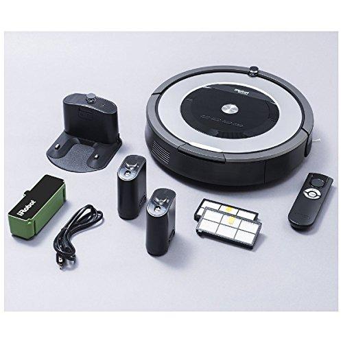 <br/><br/>  iRobot Roomba 875 掃地機/吸塵器加贈濾網6片及邊刷3支+防撞條+清潔刷+保護貼(2倍池壽命)<br/><br/>