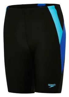 SPEEDOColourBlock男童競速快乾泳褲SD811335C145(腰圍60~70CM)[陽光樂活]