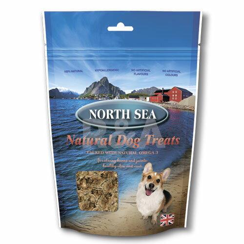 <br/><br/>  【北海英式】潔牙零嘴-鱈魚皮粒100G-犬用<br/><br/>