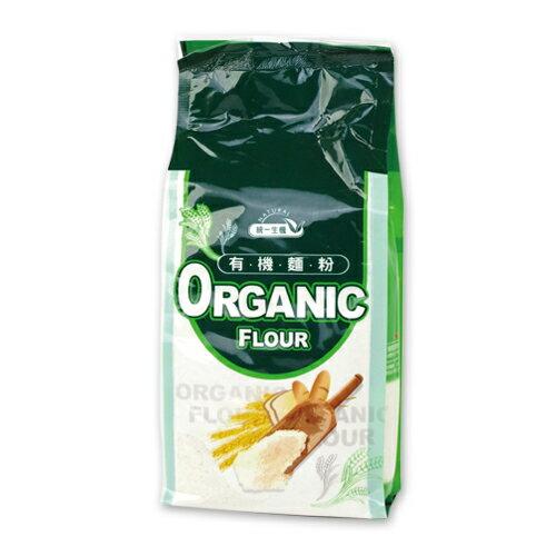 有機原白麵粉