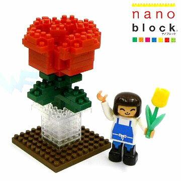 【Nanoblock - 迷你生活系列】十分感謝你 ML-030