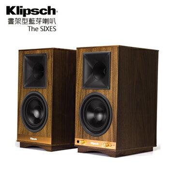 【免运】Klipsch 美国古力奇 The Sixes 书架蓝芽喇叭 无线音响 蓝牙喇叭 一对 公司货