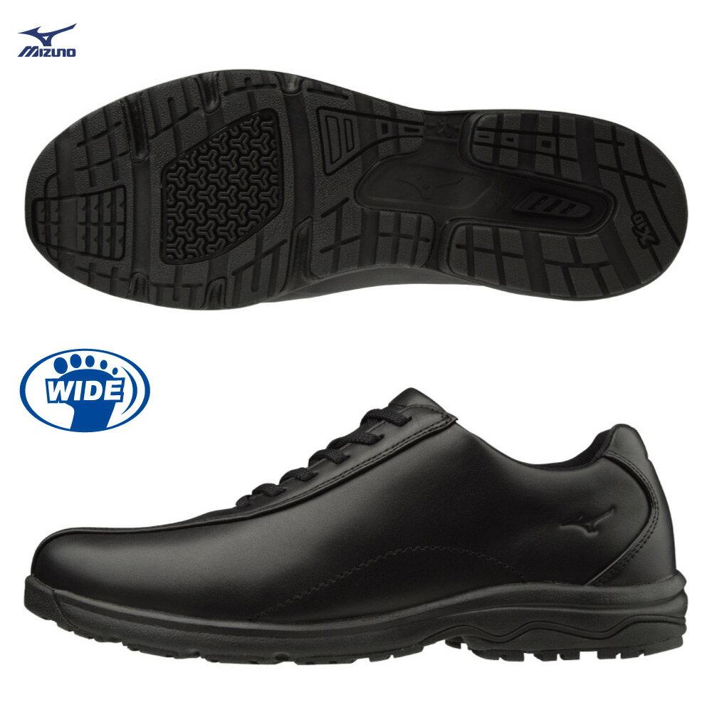 LD40 V 寬楦男款健走鞋 B1GC191709【美津濃MIZUNO】