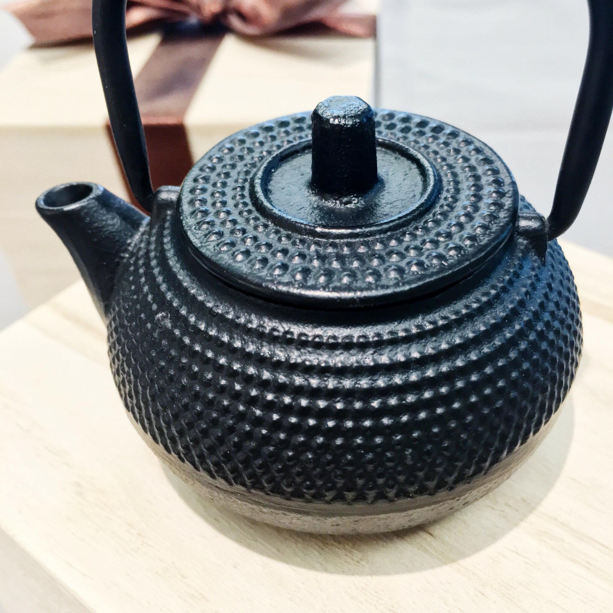 迷你鑄鐵壺 小茶寵 0