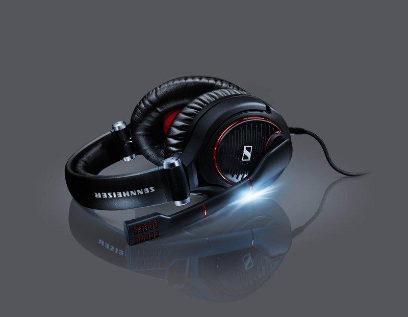 聲海 SENNHEISER GAME ZERO 二年保 電競耳麥 耳罩式耳機 G4ME ONE可參考