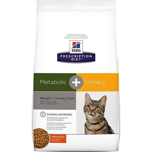*Mi Gu*希爾思Hill's《貓用Metabolic+Urinary》6.35LB - 基因代謝餐+泌尿系統  / 更聰明有效率的體重控制