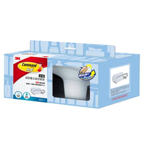 【史代新文具】3M 17653D 浴室收納系列-抽取衛生紙收納架