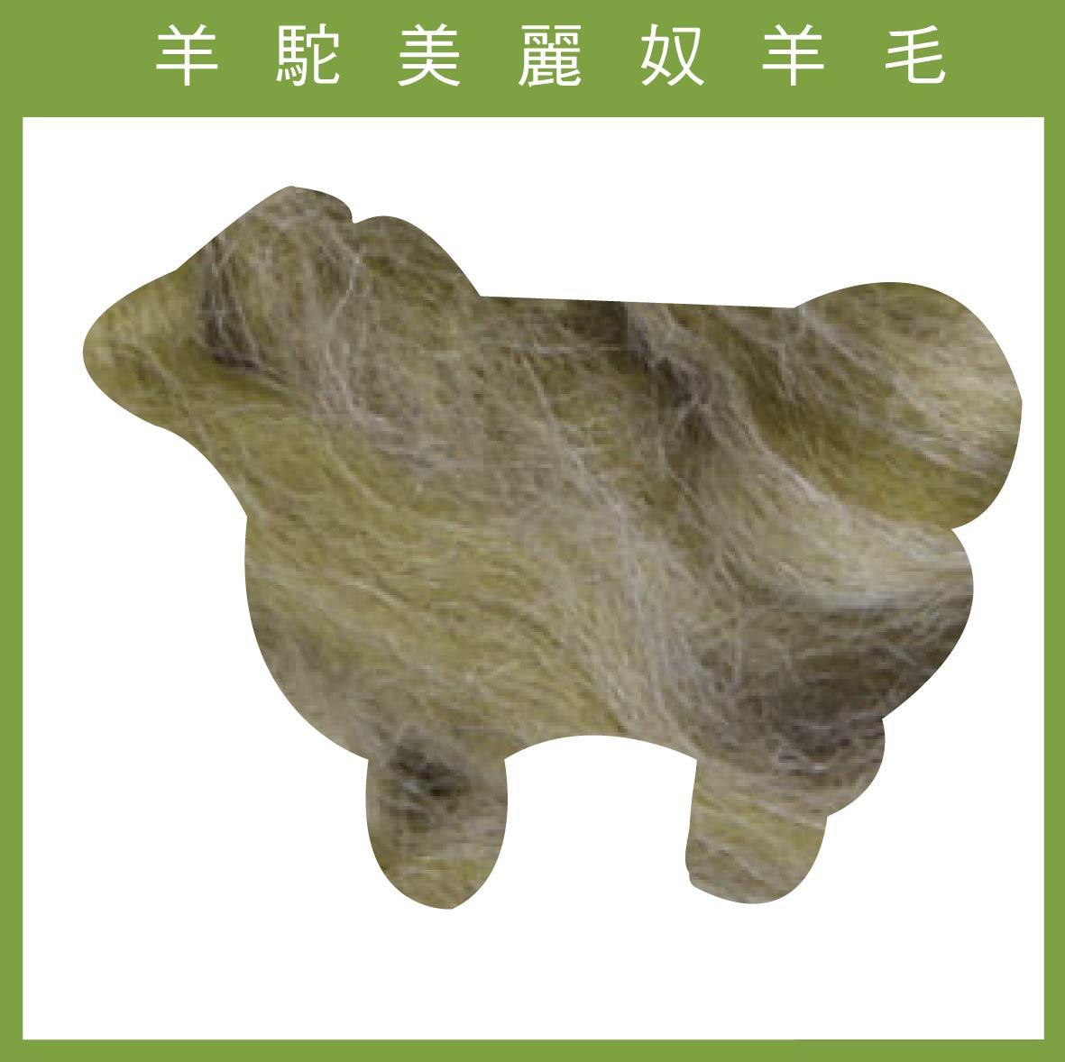 紐西蘭ASHFORD-羊駝美麗奴羊毛AP3地衣