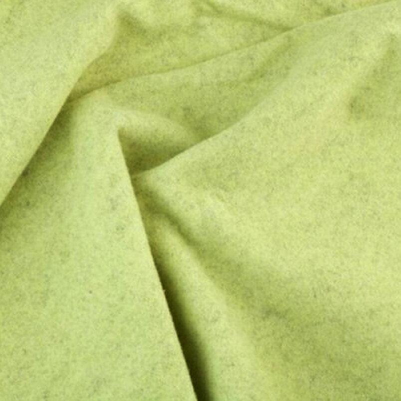 托斯卡尼-羊毛厚片DWF702蘋果綠
