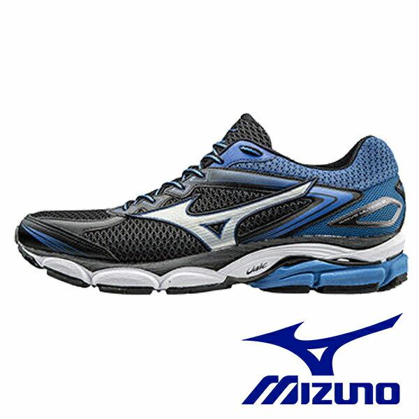 【MIZUNO 促銷6折│全店免運】MIZUNO J1GC160907 WAVE ULTIMA 8 男慢跑鞋-J1GC160907