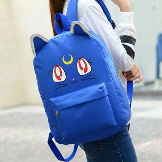 後背包-日系超萌女孩貓咪學生包 包飾衣院 P1513 現貨