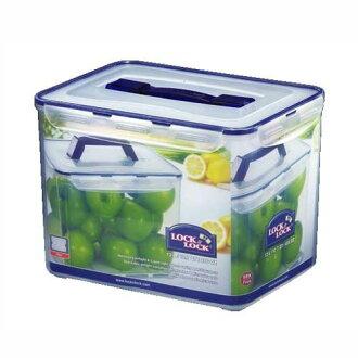樂扣樂扣手提式密封保鮮盒12公升HPL889米箱米桶-大廚師百貨