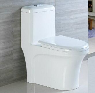 ***** ROMAX 羅曼史衛浴 ***** R8085 旋風式單體兩段式省水馬桶 超平滑智潔釉面 極致美型 精品質感 平實價格 實體店面銷售