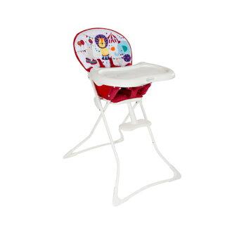 Graco - Tea Time 簡便型高腳餐椅 -馬戲團