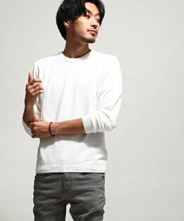 圓領毛衣39白色