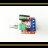 HW-687 PWM直流馬達調速器 5V-28V  5A 開關功能  LED調光器 調速模組 1