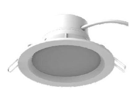 TOSHIBA東芝★兩年保固 LED崁燈 4吋 10公分 10W 白光/黃光★永光照明