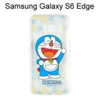小叮噹週邊商品推薦哆啦A夢透明軟殼 [叮噹] Samsung G9250 Galaxy S6 Edge 小叮噹【正版授權】