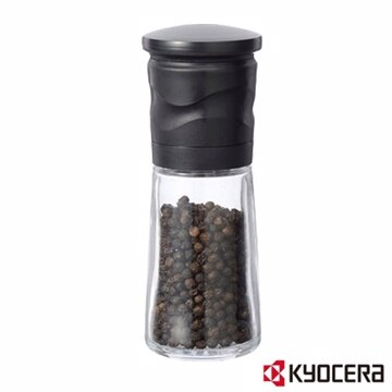 Kyocera 日本京瓷陶瓷胡椒研磨罐(黑) 1