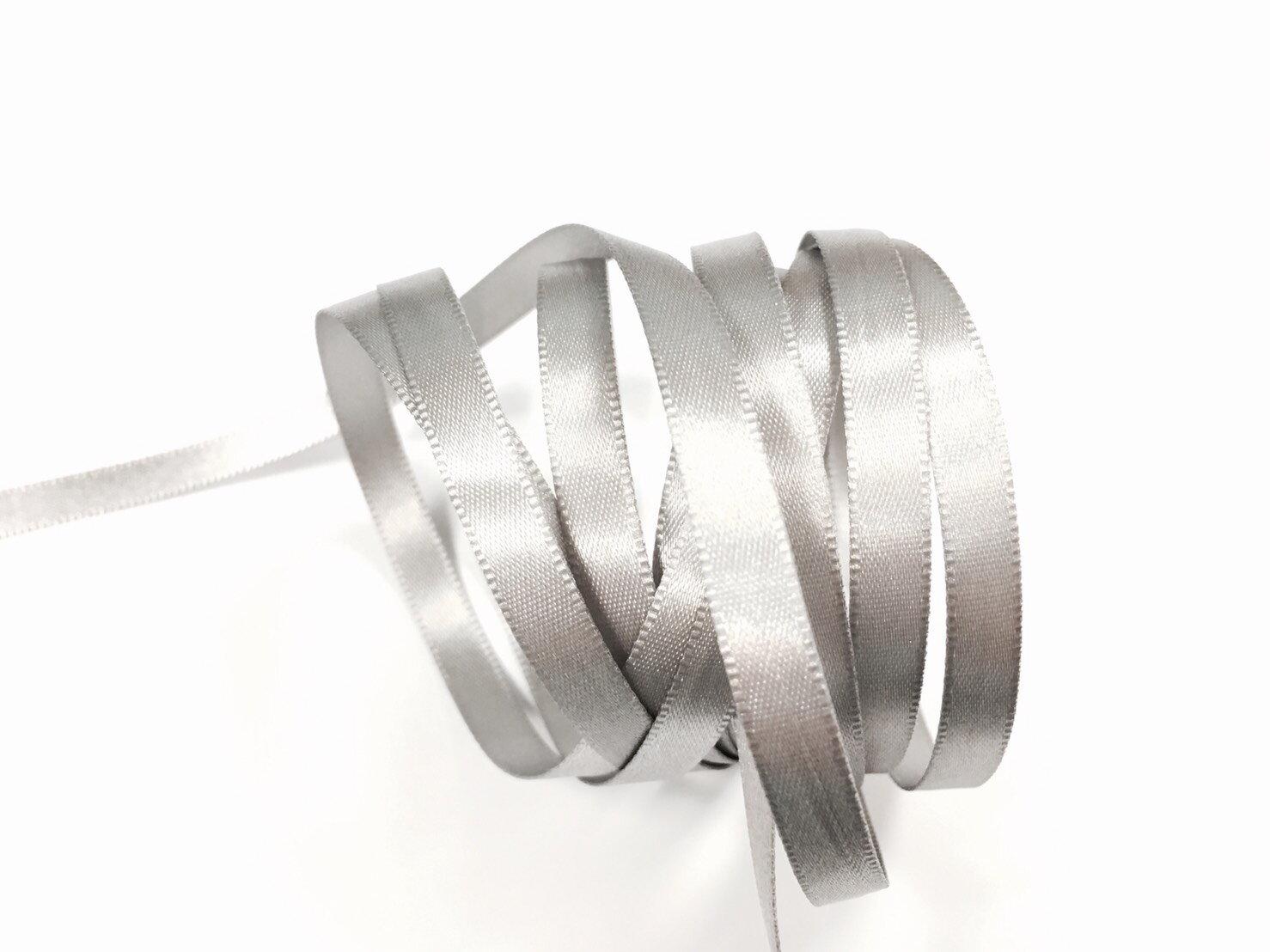 雙面緞面緞帶 6mm 3碼 (20色) 3