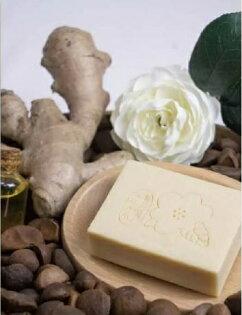 aconpure連淨苦茶油手工皂-竹薑清潤100g塊(含36%苦茶油)