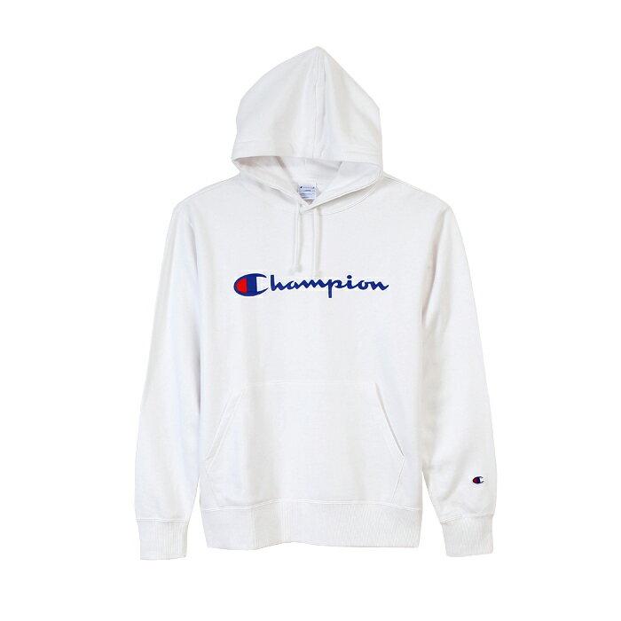 日本超人氣Champion熱賣中--CHAMPION 經典LOGO款大學帽T(四種顏色)