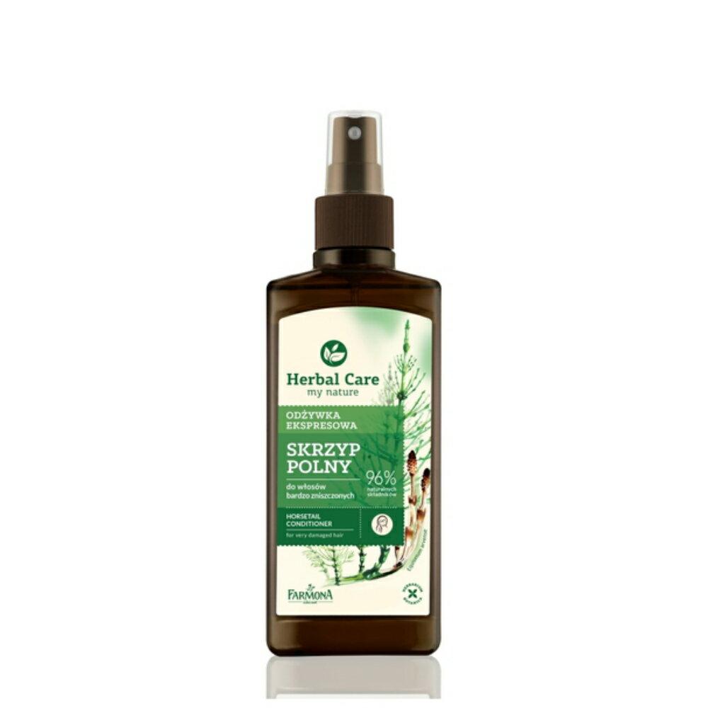 Herbal Care 波蘭植萃 - 馬尾草快速呵護順髮噴霧 200ml